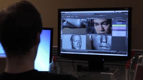 Making-of-CGI-Bruce-Lee-in-Johnnie-Walker-Change-The-Game-12