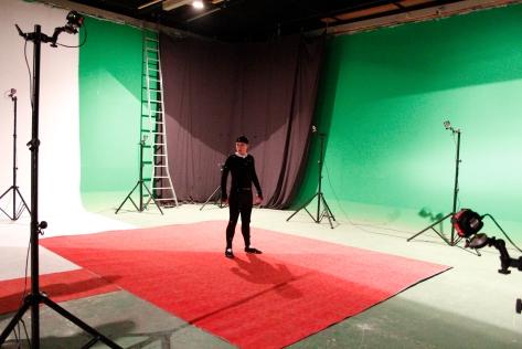 Počinje snimanje - student Mladen Bucanović