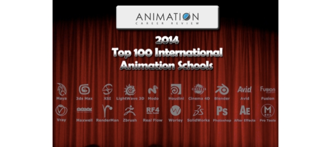 Top100Animation Schools