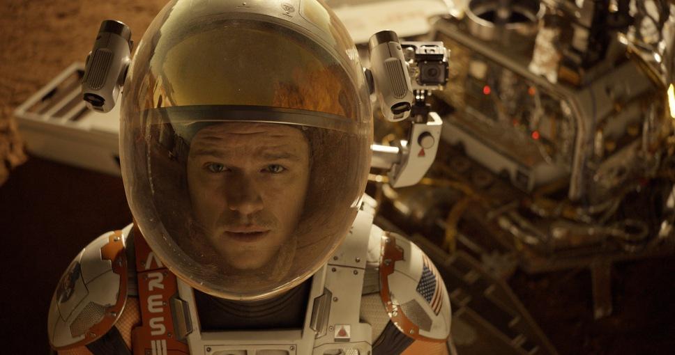Oštra slika u Marsovcu . (Twentieth Century Fox)