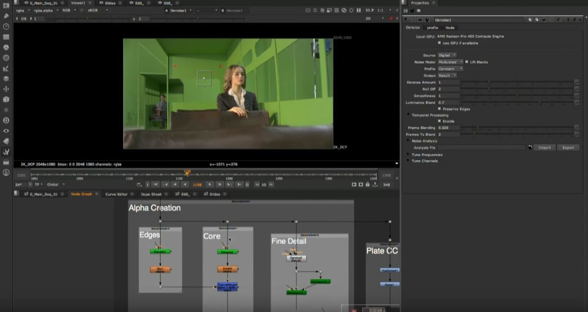 Webinar - Nuke 11.0: a sneak peek into Nuke's new features and updates!