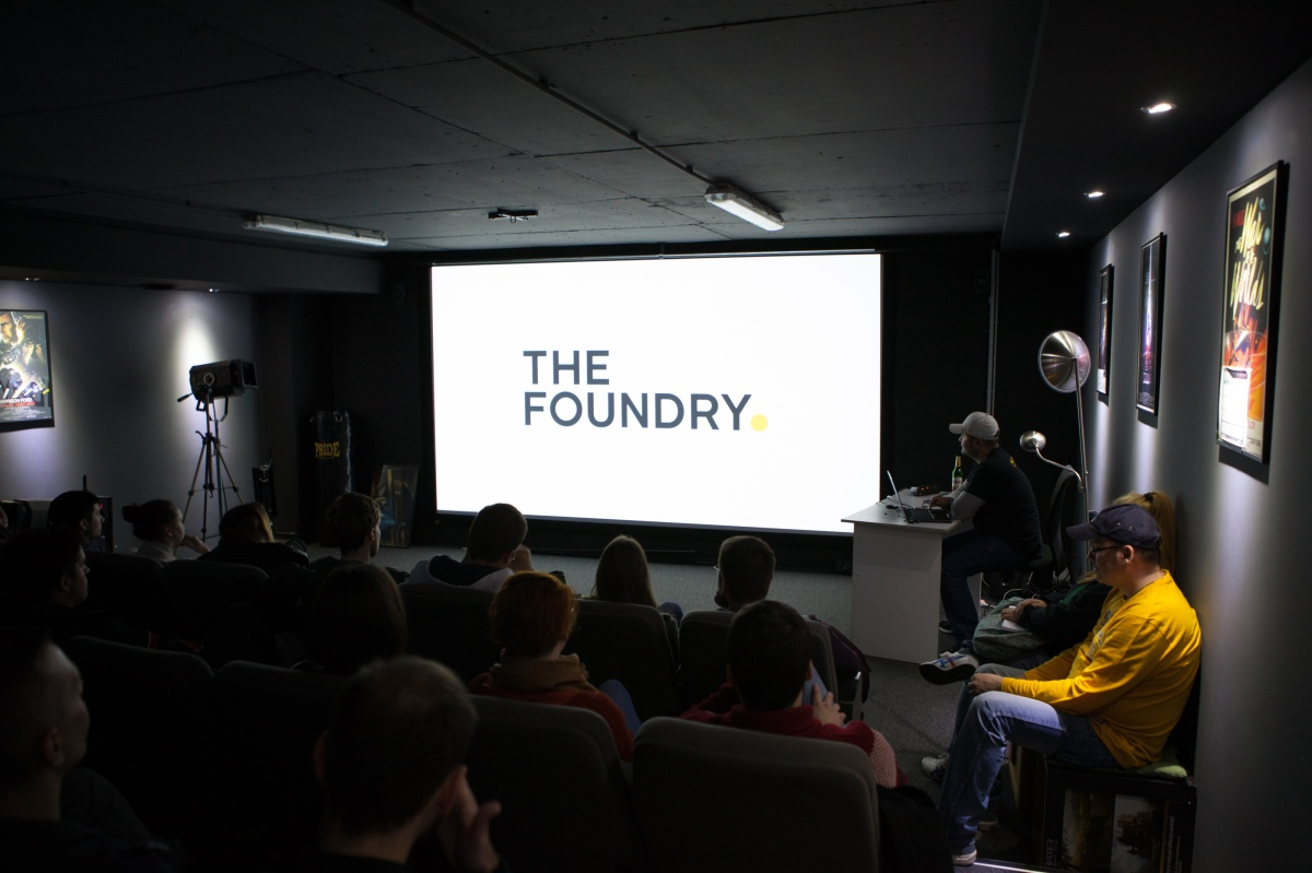 Interview: Vitaly Kobyashev - Foundry