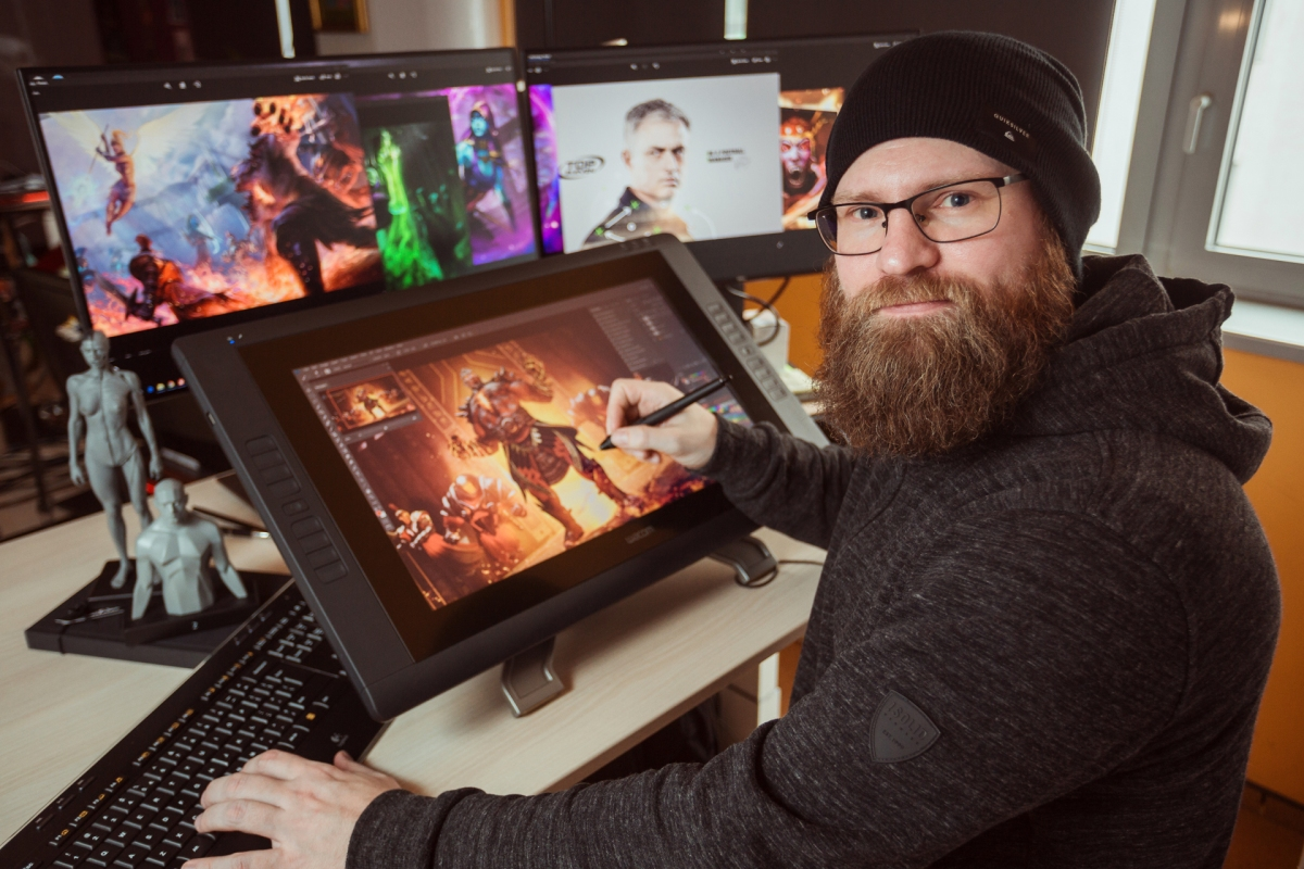 Interview: Carsten Biernat, Marketing Art Director at Nordeus